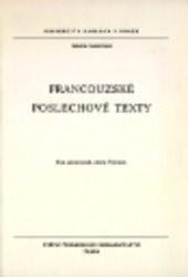 Francouzské poslechové texty