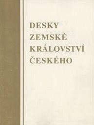 Desky zemské Království českého
