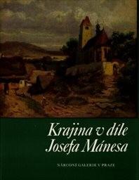 Krajina v díle Josefa Mánesa