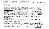 Ľudové piesne zo zbierok Matice slovenskej