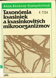 Taxonómia kvasiniek a kvasinkovitých mikroorganizmov