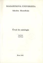 Úvod do ontologie