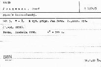 Slovník česko-německý                         (Díl 5,)