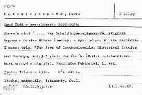 Osud Židů v protektorátu 1939-1945