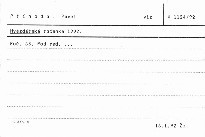 Hvězdářská ročenka 1992                         (Roč. 68)
