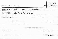 Sborník vlastivědných prací z Podblanicka                         (30-1/1989)
