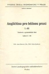 Angličtina pro běžnou praxi                         (Díl 1,)
