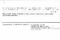 Bibliografie české lingvistiky 1988
