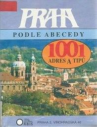 Praha podle abecedy