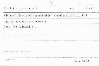Základní účetnictví hospodářských organizací od 1. 1. 1991