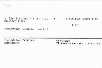 Bibliografie čs. psychiatrie a hraničních oblastí za období 1981-1985