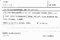 "Der Fassadenkletterer vom ""Kaiserhof"""