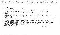 I. F. Stravinskij.