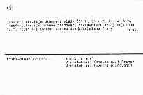 Územní plán hlavního města Prahy 1986