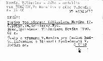 Zprávy Společnosti Vítězslava Nováka 17