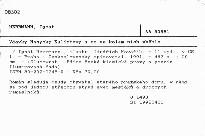 Vdavky Nanynky Kulichovy a co se kolem nich zběhlo