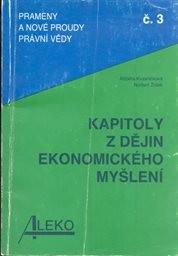Kapitoly z dějin ekonomického myšlení
