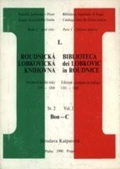 Roudnická lobkovická knihovna                         (2)