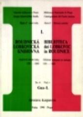 Roudnická lobkovická knihovna                         (Sv. 4)