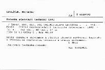 Ročenka sdělovací techniky 1990