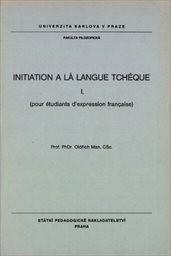 Initiation a la langue tcheque                         (1)