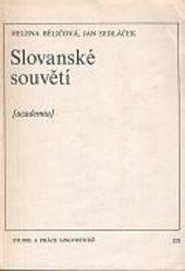 Slovanské souvětí