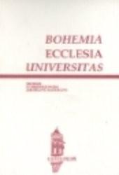 Bohemia, Ecclesia, Universitas