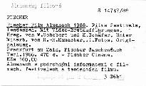 Fischer Film Almanach 1988