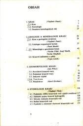Základy karsologie a speleologie