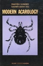Modern Acarology                         ([Vol.] 2)