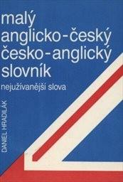 Malý anglicko-český, česko-anglický slovník