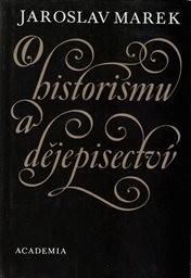 O historismu a dějepisectví