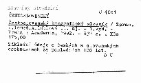 Československý biografický slovník