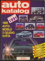 Katalog automobilů 91