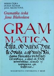 Gramatika česká Jana Blahoslava