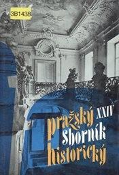 Pražský sborník historický 24