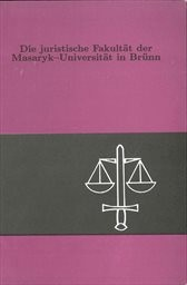 Právnická fakulta Masarykovy university v Brně
