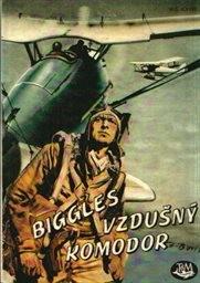 Biggles, vzdušný komodor