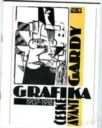 Grafika české avantgardy 1907-1918
