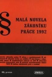 Malá novela zákoníku práce 1992