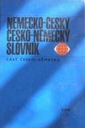 Německo-český a česko-německý slovník                         (Sv. 1,)