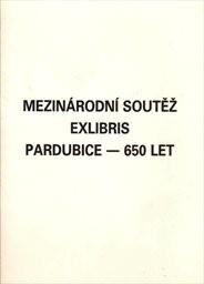 Mezinárodní soutěž exlibris Pardubice - 650 let