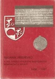Sborník příspěvků k 555. výročí vyhlášení basilejských kompaktát v Jihlavě