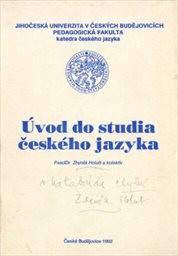 Úvod do studia českého jazyka