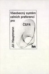 Všeobecný systém celních preferencí pro ČSFR