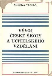 Vývoj české školy a učitelského vzdělání