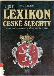 Lexikon české šlechty                         ([Díl 1])