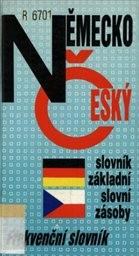 Německo-český slovník základní slovní zásoby