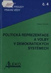 Politická reprezentace a volby v demokratických systémech