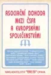 Asociační dohoda mezi ČSFR a ES